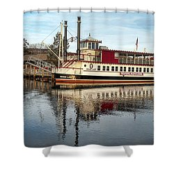 River Lady Shower Curtain
