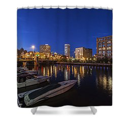 River Nights Shower Curtain
