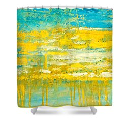 River Of Praise Shower Curtain