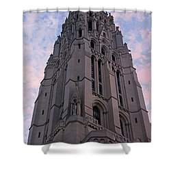 Riverside Church Shower Curtain