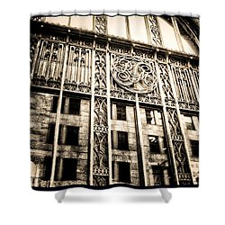Rm Montreal Shower Curtain