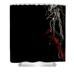 Road Kill Shower Curtain