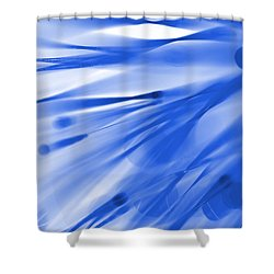 Roadhouse Blues Shower Curtain