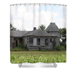 Roanoake Shower Curtain