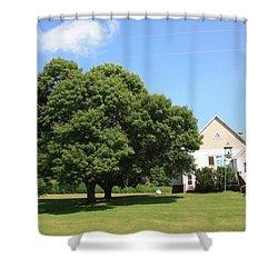 Roanoke Union Church Shower Curtain