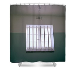 Robben Island Shower Curtain