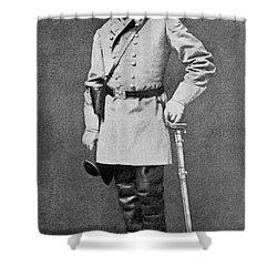 Robert E Lee Shower Curtain by American School