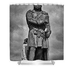 Robert The Bruce Shower Curtain
