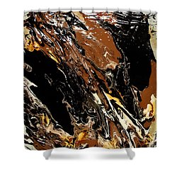 Rock Formation 2 Shower Curtain