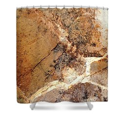 Rockscape 1 Shower Curtain