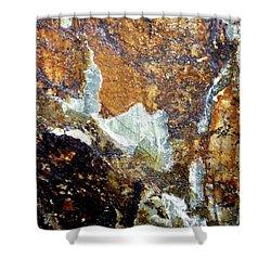 Rockscape 10 Shower Curtain