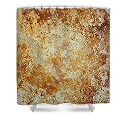 Rockscape 4 Shower Curtain
