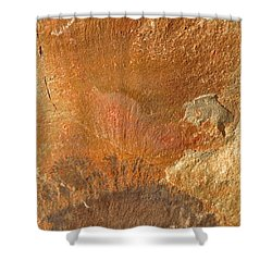 Rockscape 6 Shower Curtain
