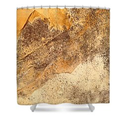 Rockscape 7 Shower Curtain