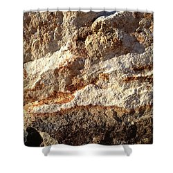 Rockscape 9 Shower Curtain