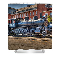 Rogers #299 Shower Curtain