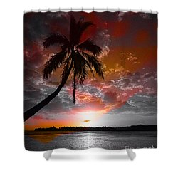 Romance II Shower Curtain