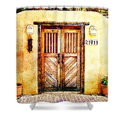 Romance Of New Mexico Shower Curtain