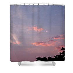 Romantic Sky Shower Curtain