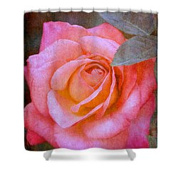 Rose 289 Shower Curtain