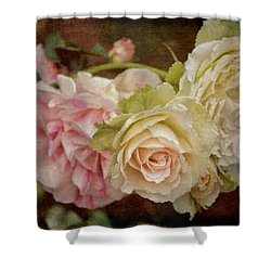 Rose 308 Shower Curtain