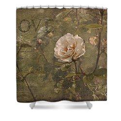 Rose Garden Shower Curtain