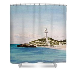 Rottnest Island Australia Shower Curtain