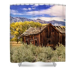 Rovana Homestead Shower Curtain