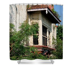 Royal Balcony Shower Curtain