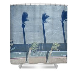 Royal Procession Shower Curtain by Brian Boyle
