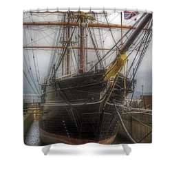 Rss Discovery Shower Curtain by Jason Politte