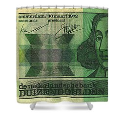 Rug Shower Curtain