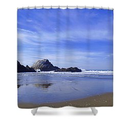 Rugged Reflections Shower Curtain