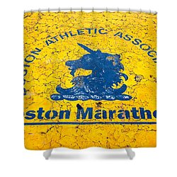 Runners Shower Curtain