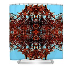 Shower Curtain featuring the photograph Rust And Sky 3 - Abstract Art Photo by Marianne Dow