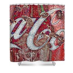 Rusted Memories Shower Curtain by Scott Pellegrin