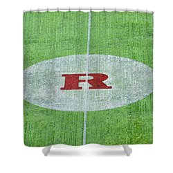 Rutgers College Camden New Jersey Shower Curtain