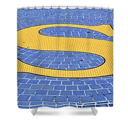 S Is For ...... Shower Curtain by Tikvah's Hope