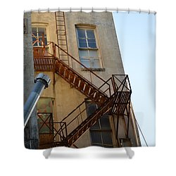 Sa 001  Shower Curtain