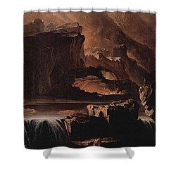 Sadak And The Waters Of Oblivion  Shower Curtain