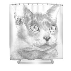 Saffy Shower Curtain