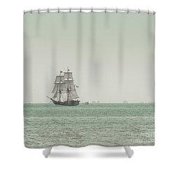 Sail Ship 1 Shower Curtain