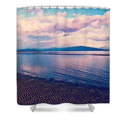 Shower Curtain featuring the photograph Sailor's Delight by Marilyn Wilson