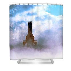 Sailors Hope Shower Curtain