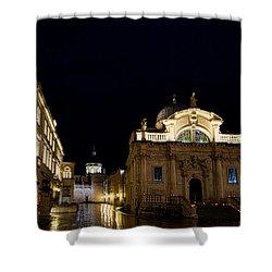 Saint Blaise Church - Dubrovnik Shower Curtain