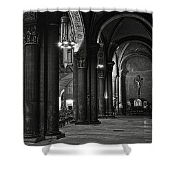 Saint Germain Des Pres - Paris Shower Curtain