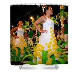 Saint John Festival Shower Curtain by Gaspar Avila