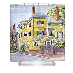 Salem Shower Curtain by Anthony Butera