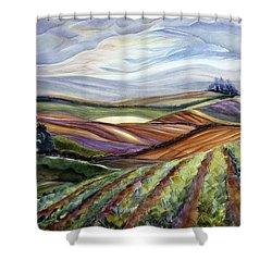 Salinas Tapestry Shower Curtain