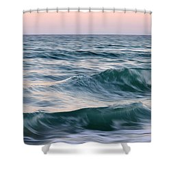 Salt Life Square 2 Shower Curtain by Laura Fasulo